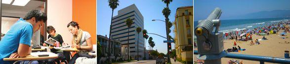 Angol nyelvtanulás Los Angelesben