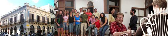 Nyelvtanulás Montevideoban