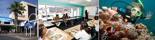Nyelvtanulás Cairns-ben