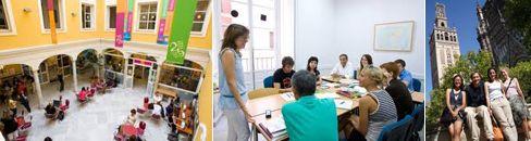 Nyelvtanulás Sevillában
