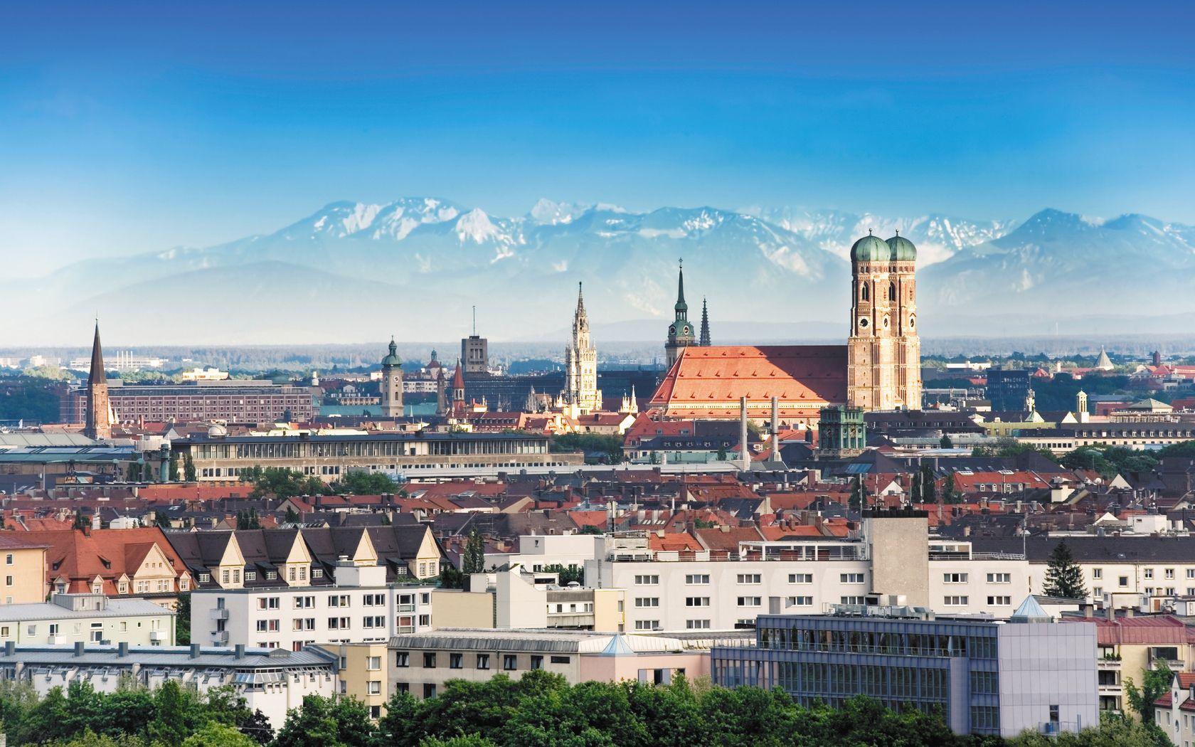 Nyelvtanulás Münchenben