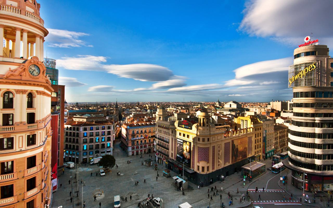 Nyelvtanulás Madridban