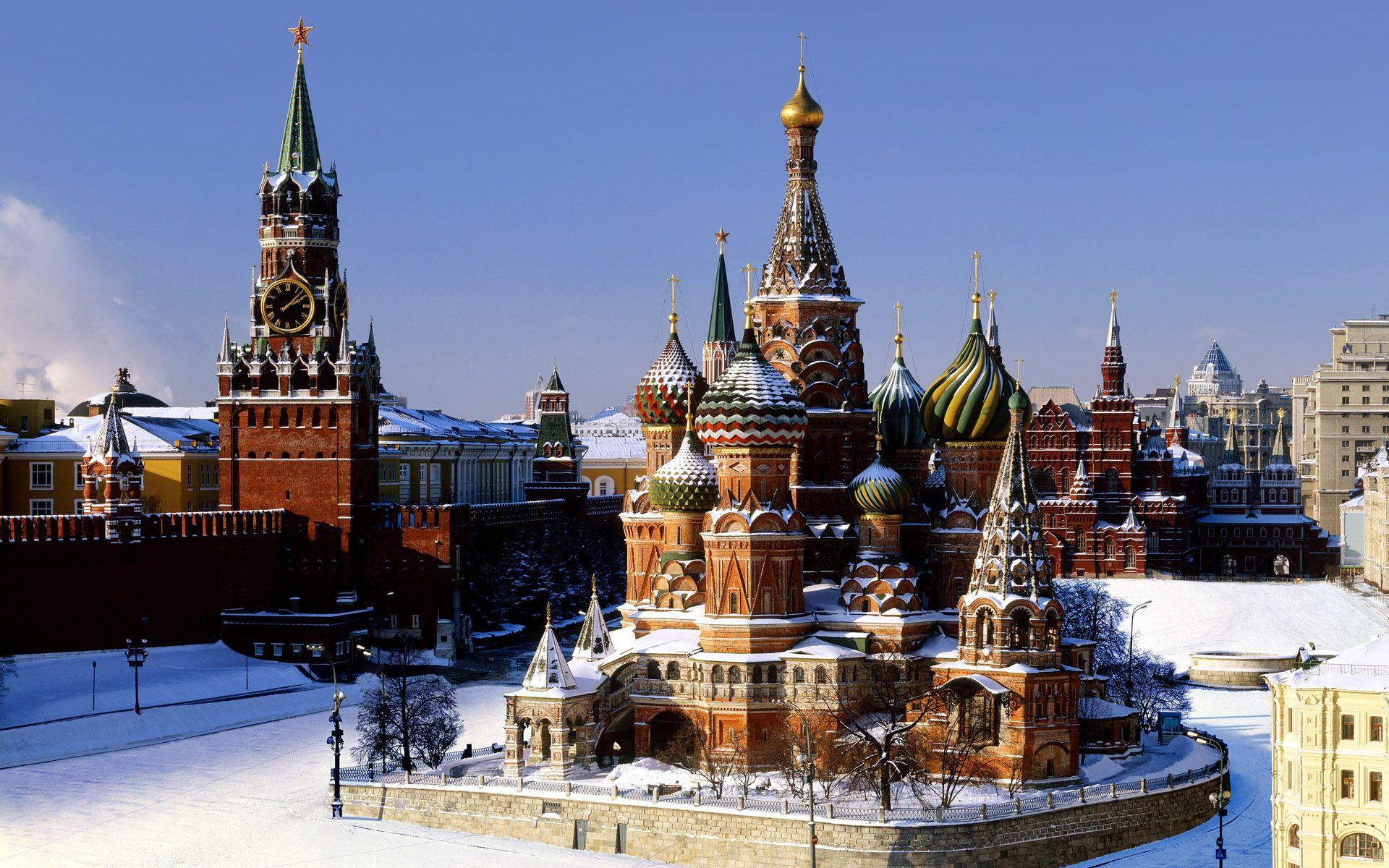 Nyelvtanulás Moszkvában
