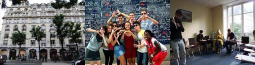 Nyelvtanulás Párizsban