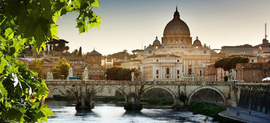 Nyelvtanulás külföldön: Európa / Olaszország / Róma // NoVa Experience