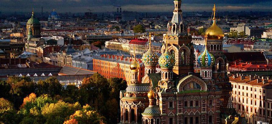 Nyelvtanulás külföldön: Európa / Oroszország / Moszkva // NoVa Experience
