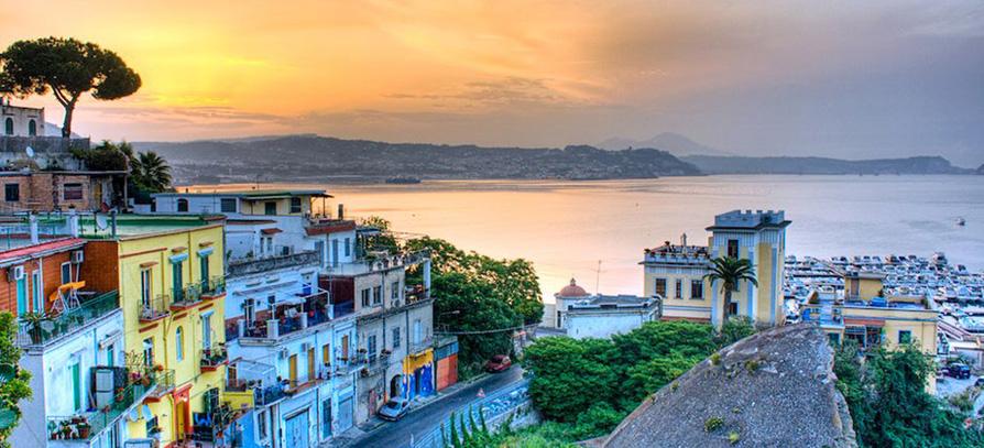 Nyelvtanulás külföldön: Európa / Olaszország / Salerno // NoVa Experience