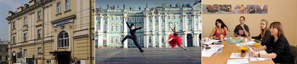 Nyelvtanulás Szentpéterváron