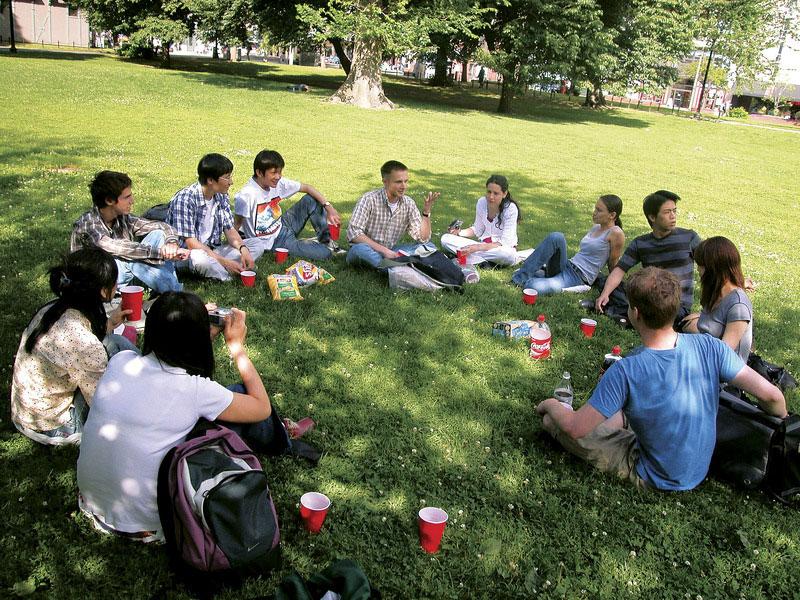 Angol nyelvtanulás - nyári tábor Bostonban
