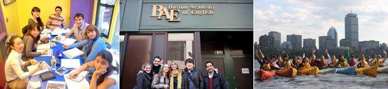 Angol nyelvtanulás Bostonban