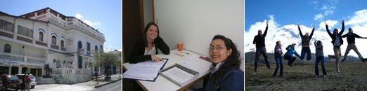 Spanyol nyelvtanulás Quitoban