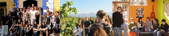 Nyelvtanulás Santiago de Chile - ben