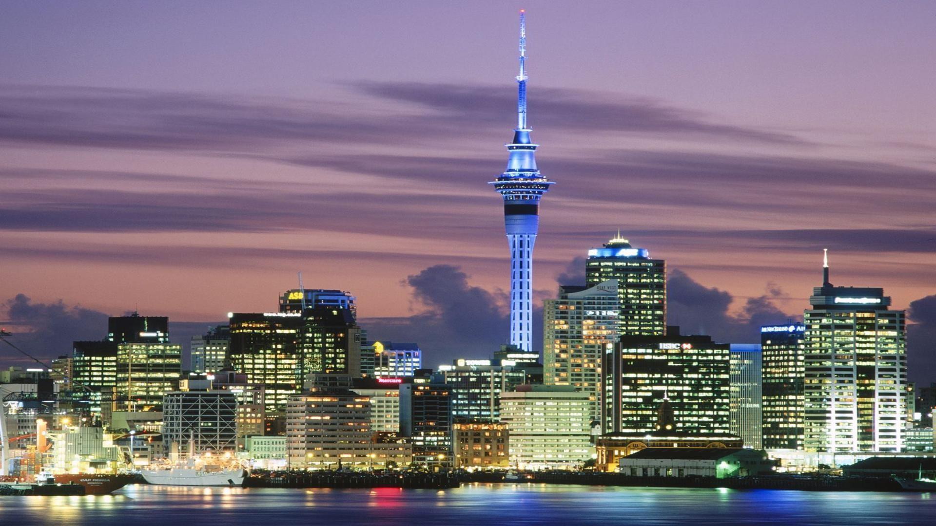 Nyelvtanulás Aucklandben