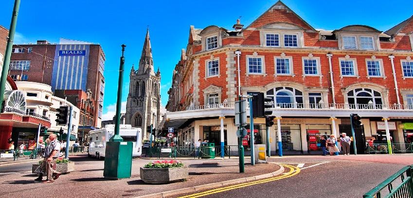 Nyelvtanulás Bournemouthban