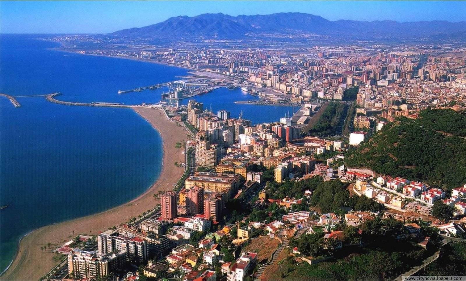 Nyelvtanulás Malagán