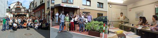 Nyelvtanulás Frankfurtban