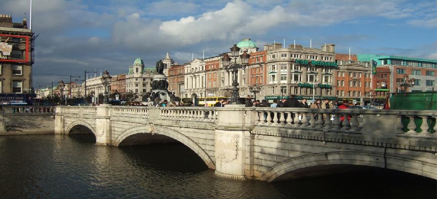 Nyelvtanulás Dublinban