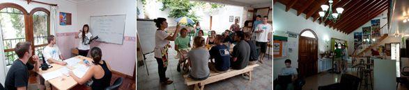 Nyelvtanulás Mendozaban