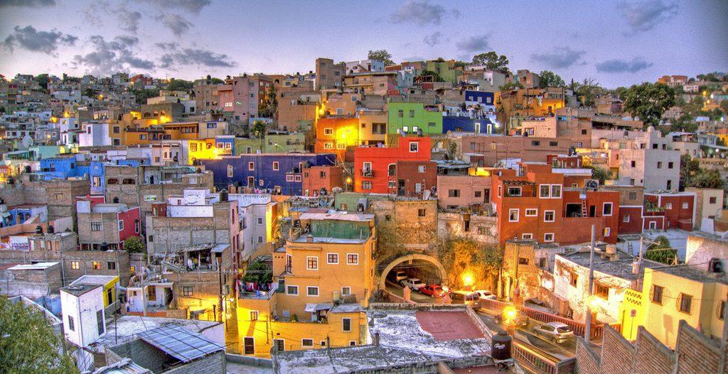 Nyelvtanulás Guanajuatoban