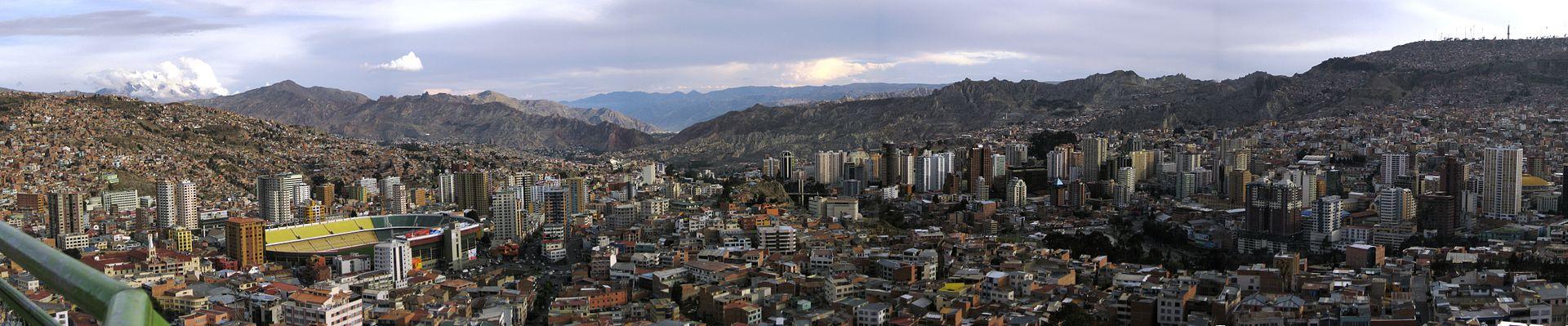 Nyelvtanulás La Paz-ban