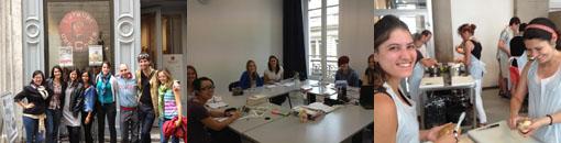 Nyelvtanulás Lyonban