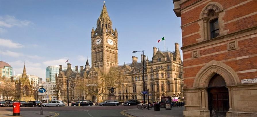 Nyelvtanulás Manchesterben