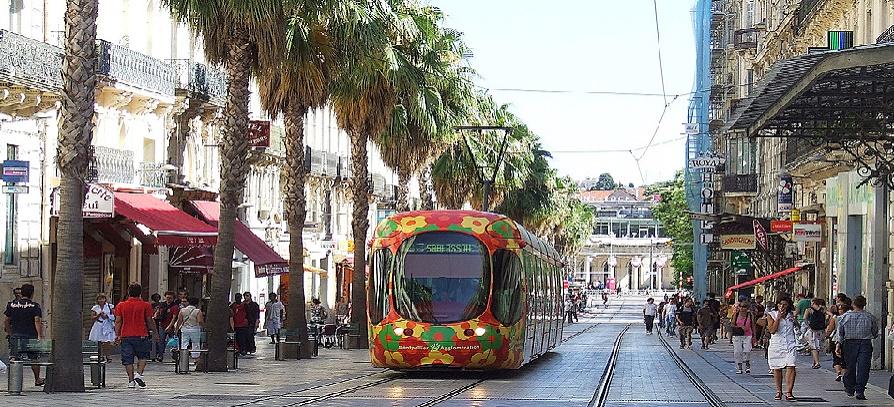 Nyelvtanulás Montpellierben