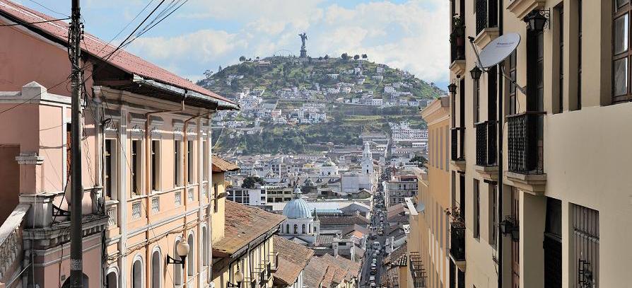 Spanyol nyelvtanulási lehetőségek Quitoban, Ecuadorban