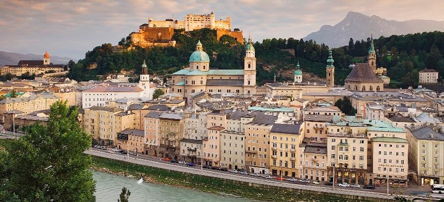 Nyelvtanulás Salzburgban
