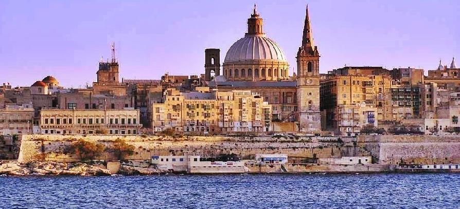 Nyelvtanulás Vallettában