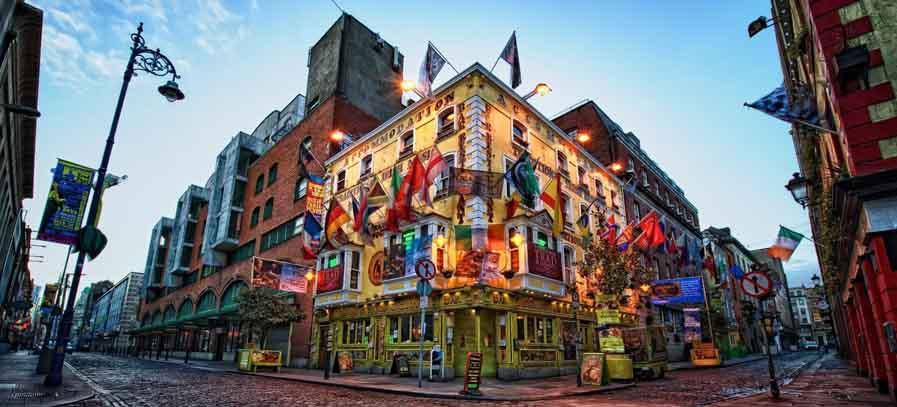 Szakmai gyakorlat Dublinban