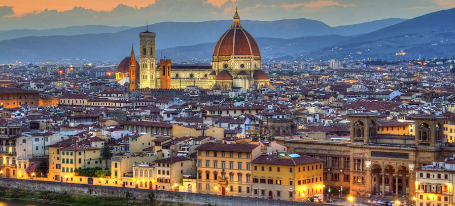 Nyári táborok Firenzében