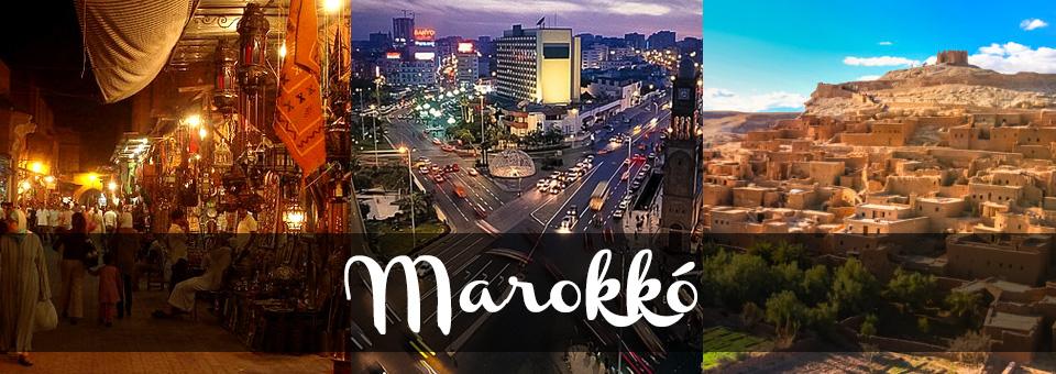 Nyelvtanulás külföldön: Marokkó / NoVa Experience