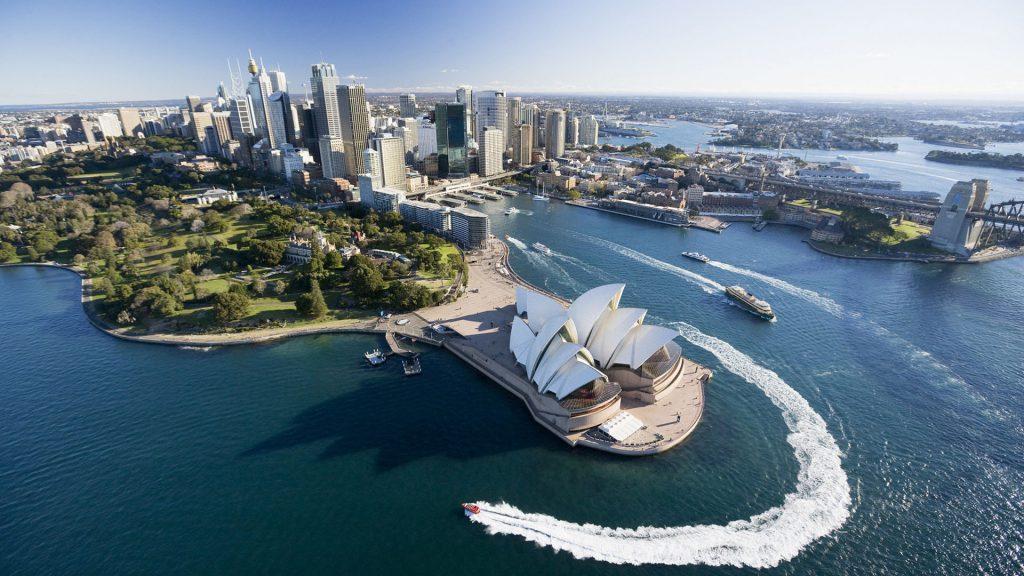 Nyelvtanulás Sydneyben